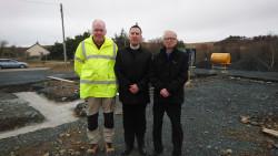 Building Work Begins in Aultbea