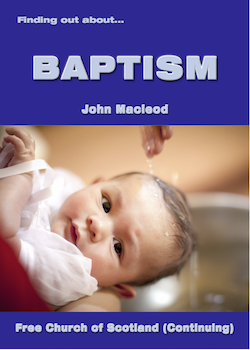 Baptism Cover