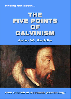 Five Points of Calvinism Cover