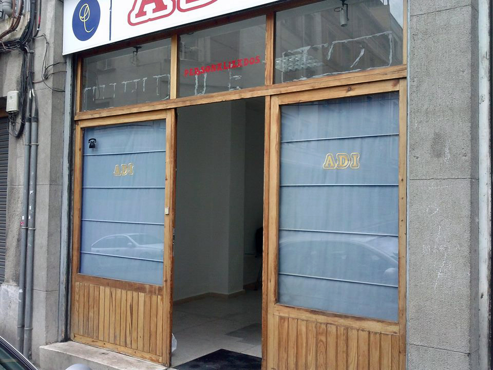 New premises in Bilbao 1